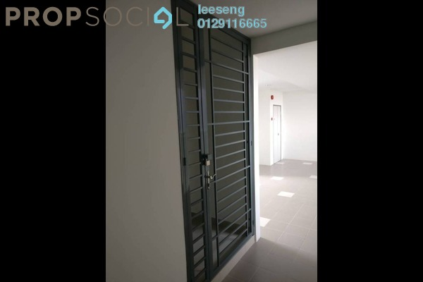 Apartment For Rent in V-Residensi 2, Shah Alam Freehold Semi Furnished 3R/3B 1.5k
