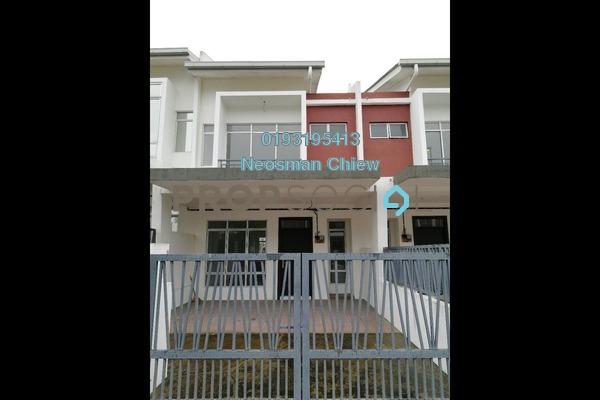 排屋 单位出租于 M Residence, Rawang Freehold Unfurnished 4R/3B 900.0translationmissing:zh-hans.pricing.unit
