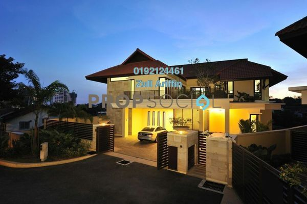 Bungalow For Sale in Desa Damansara, Damansara Heights Freehold Semi Furnished 5R/6B 6.8m