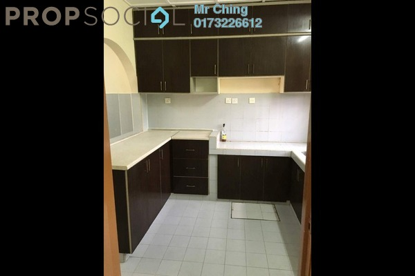 Terrace For Sale in Wangsa Baiduri, Subang Jaya Freehold Semi Furnished 4R/3B 758k