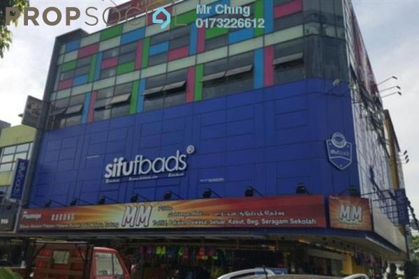 Shop For Sale in Sungei Wang Plaza, Bukit Bintang Freehold Semi Furnished 0R/0B 12.9m