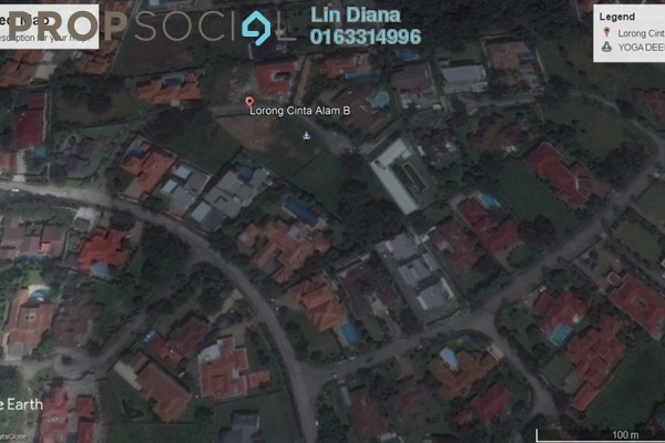 Land For Sale in Country Heights Kajang, Kajang Freehold unfurnished 6R/7B 1.33m