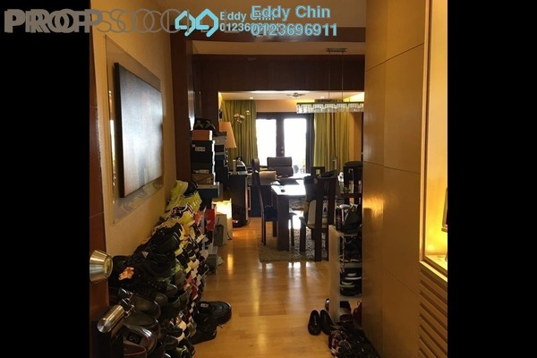 Condominium For Sale in Lanai Kiara, Mont Kiara Freehold Fully Furnished 4R/4B 1.42m
