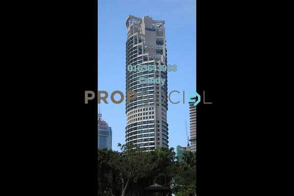 Office For Rent in Maxis Tower, KLCC Freehold Unfurnished 0R/0B 11.1k