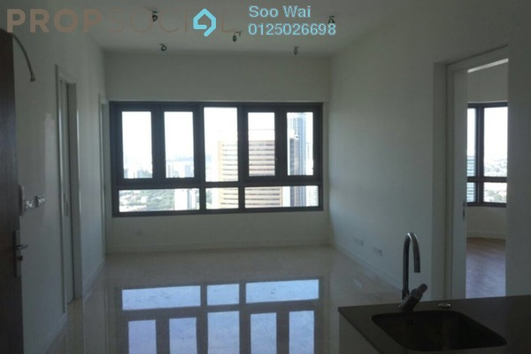 Condominium For Sale in The Sentral Residences, KL Sentral Freehold Semi Furnished 1R/1B 1.55m