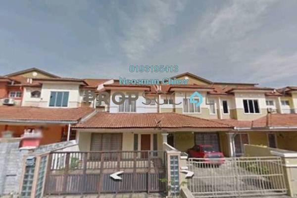 Terrace For Sale in Taman Sri Bayu, Rawang Freehold Unfurnished 4R/3B 600k