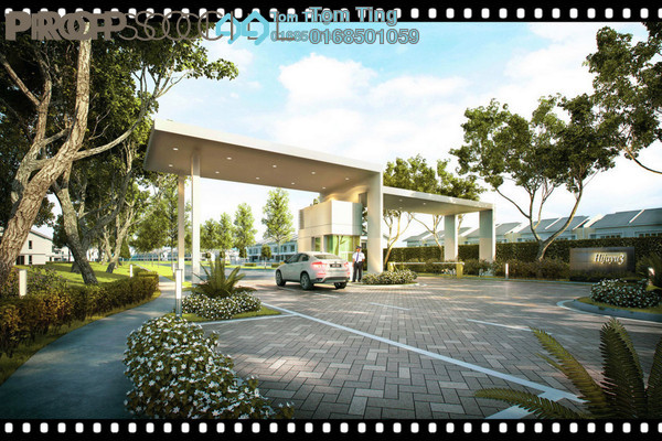 Terrace For Sale in Kawasan Perusahaan Dioh, Kuala Pilah Freehold Unfurnished 5R/4B 564k