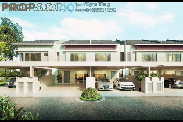 Terrace For Sale in Seremban Garden, Seremban Freehold Unfurnished 5R/4B 564k