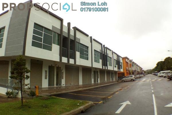 Office For Rent in Seksyen 2, Bandar Bukit Mahkota Freehold Unfurnished 0R/2B 1.4k