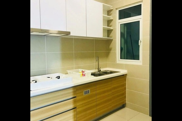 Condominium For Rent in V-Residensi 2, Shah Alam Freehold Fully Furnished 3R/2B 1.6k