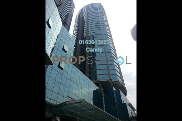 Office For Rent in The Vertical, Bangsar South Freehold Unfurnished 0R/0B 5.3k