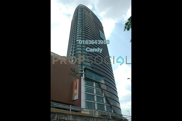 Office For Rent in The Gardens, Mid Valley City Freehold Unfurnished 0R/0B 18.6k
