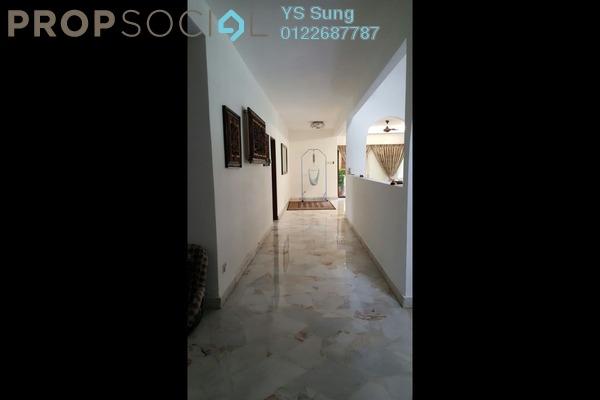 Bungalow For Sale in Pinggiran Taman Tun Dr Ismail, TTDI Freehold Semi Furnished 5R/4B 6m