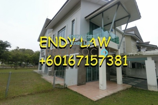 For Sale Semi-Detached at BigWheel Industrial Park, Kota Kinabalu Freehold Semi Furnished 5R/5B 2.1m