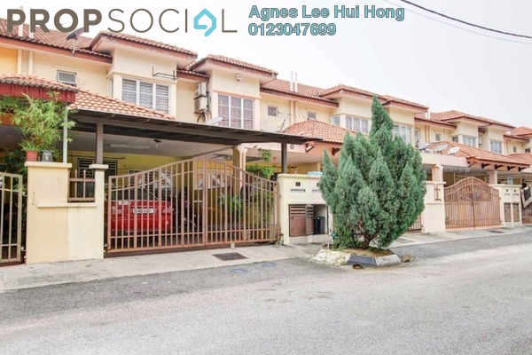 Terrace For Sale in Mutiara Gombak, Gombak Freehold Unfurnished 4R/3B 1m