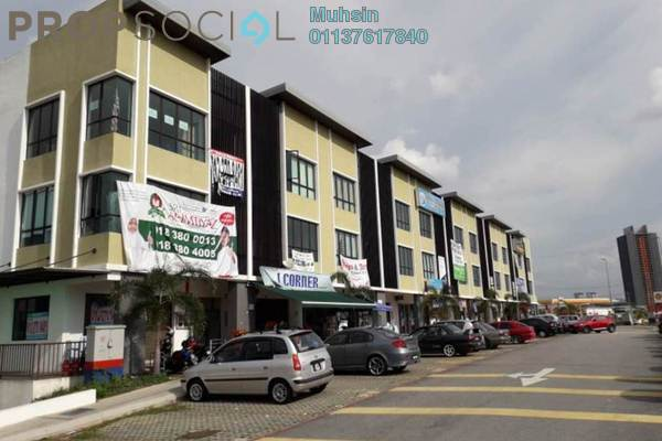 For Rent Shop at NeoCyber, Cyberjaya Freehold Unfurnished 0R/2B 5k