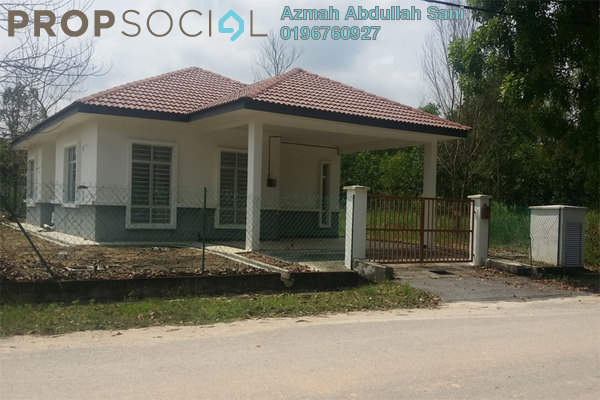 Bungalow For Rent in Albury @ Mahkota Hills, Semenyih Freehold Semi Furnished 3R/2B 900translationmissing:en.pricing.unit