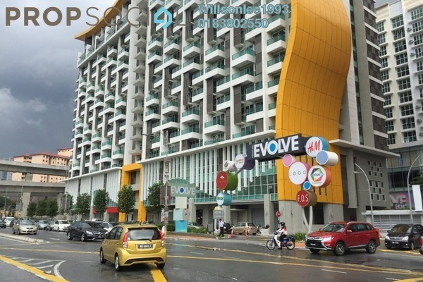 Condominium For Rent in Pacific Place, Ara Damansara Freehold Fully Furnished 2R/1B 1.8k