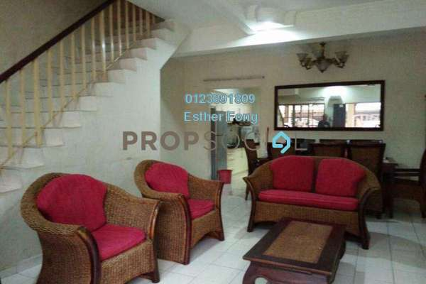 Terrace For Rent in Taman Gombak Permai, Batu Caves Freehold Semi Furnished 4R/3B 1.7k