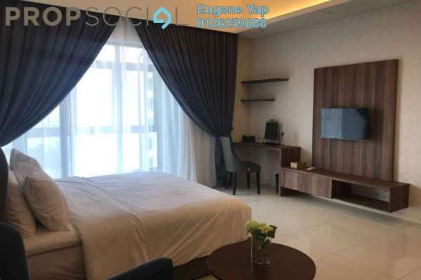 Condominium For Rent in Tribeca, Bukit Bintang Freehold Fully Furnished 0R/1B 3.5k