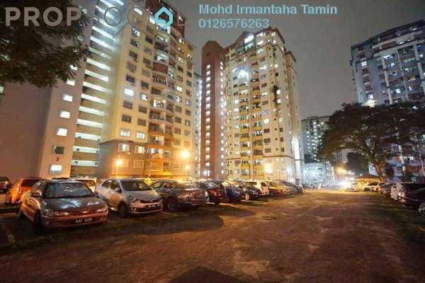 Apartment For Sale in Vista Angkasa, Pantai Freehold Semi Furnished 3R/2B 440k