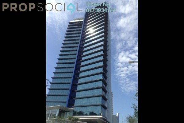 Office For Rent in Menara MBMR, Mid Valley City Freehold Semi Furnished 1R/1B 4k