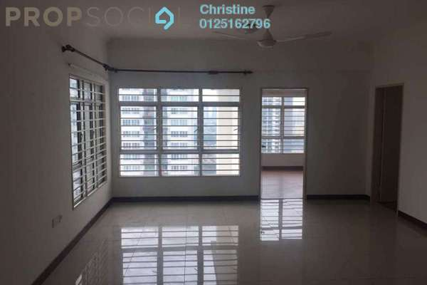 Condominium For Rent in Residensi Desa, Kuchai Lama Freehold Semi Furnished 4R/3B 1.6k