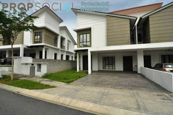 Semi-Detached For Sale in Taman Sutera, Kajang Freehold Unfurnished 5R/5B 1.12m