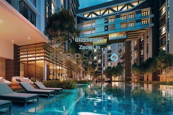Condominium For Sale in The Potpourri, Ara Damansara Freehold Fully Furnished 3R/3B 2.16m
