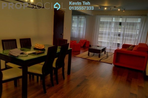 Condominium For Sale in Laman Suria, Mont Kiara Freehold Fully Furnished 2R/2B 725k