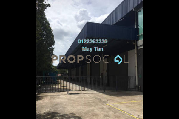 Factory For Rent in Surian Industrial Park, Kota Damansara Freehold Semi Furnished 6R/4B 40k