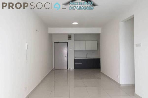 Condominium For Sale in Spring Avenue, Kuchai Lama Freehold Semi Furnished 3R/2B 585k