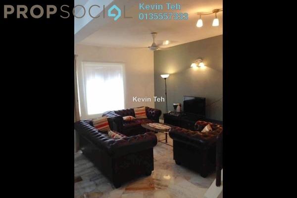 Condominium For Sale in Kiara Green, TTDI Freehold Semi Furnished 3R/3B 850k