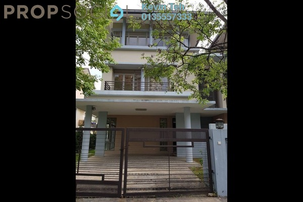 Semi-Detached For Sale in Changkat Kiara, Dutamas Freehold Unfurnished 5R/5B 3.1m