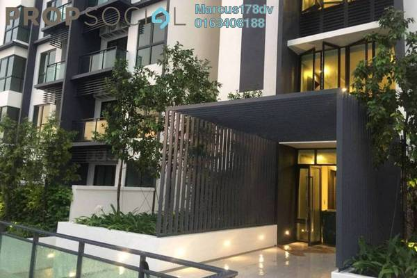 Condominium For Rent in Residency V, Old Klang Road Freehold Fully Furnished 3R/2B 2.6k