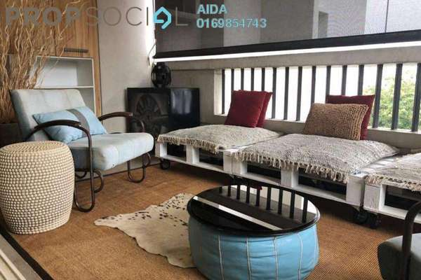 Condominium For Sale in Flora Murni, Mont Kiara Freehold Fully Furnished 4R/3B 2m