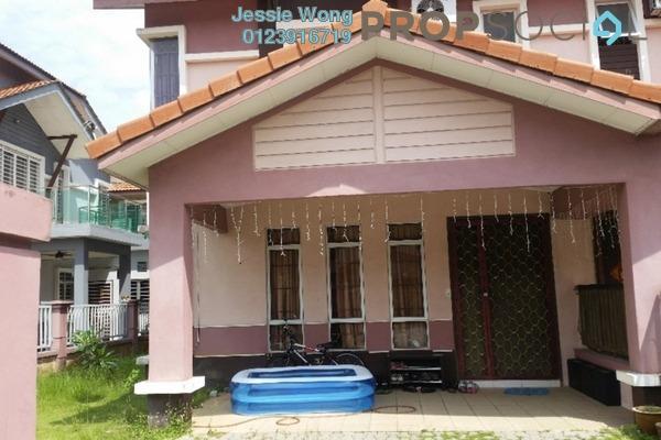 Semi-Detached For Sale in Taman Aman Perdana, Meru Freehold Semi Furnished 4R/3B 760k