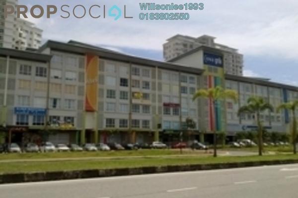Shop For Sale in Cova Square, Kota Damansara Freehold Semi Furnished 0R/0B 2.9m