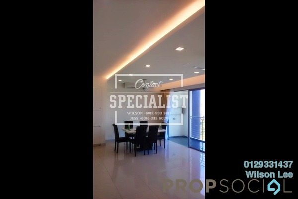 Condominium For Sale in The Westside One, Desa ParkCity Freehold Semi Furnished 3R/3B 1.38m