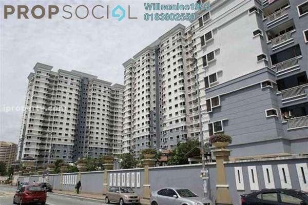 Condominium For Sale in Pelangi Utama, Bandar Utama Freehold Unfurnished 3R/2B 580k