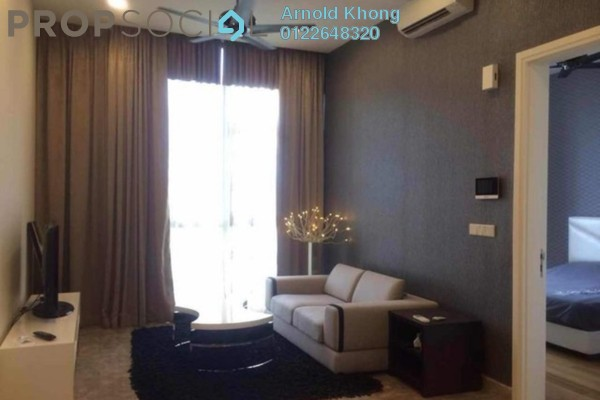 Serviced Residence For Sale in Laman Ceylon, Bukit Ceylon Freehold Fully Furnished 1R/1B 800k
