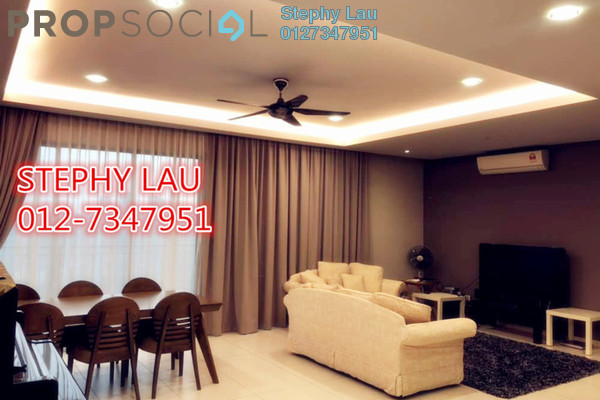 Condominium For Sale in Zefer Hill Residence, Bandar Puchong Jaya Freehold Fully Furnished 4R/3B 728k