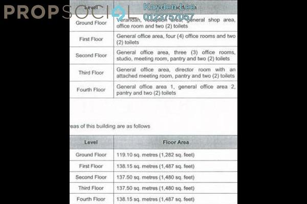 Shop For Sale in Dataran Prima, Kelana Jaya Freehold Semi Furnished 0R/0B 2.8m