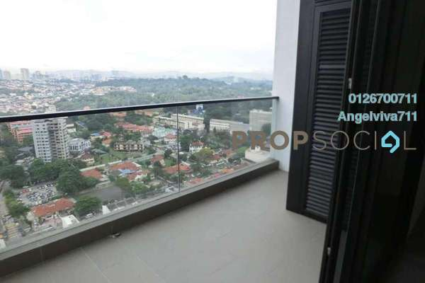 Serviced Residence For Rent in The Establishment, Brickfields Freehold Fully Furnished 0R/1B 2k