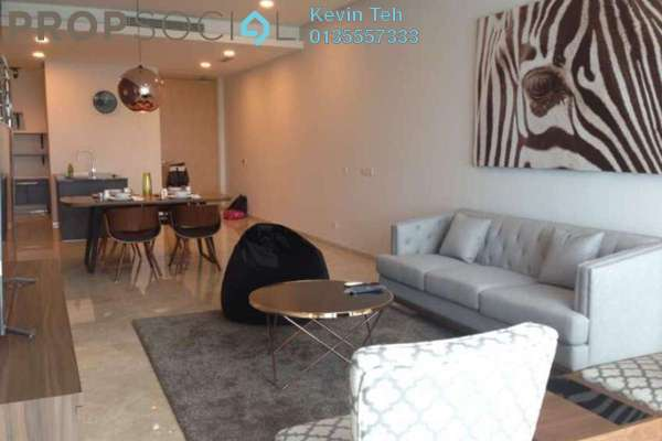 Condominium For Rent in DC Residency, Damansara Heights Freehold Fully Furnished 1R/1B 5.5k