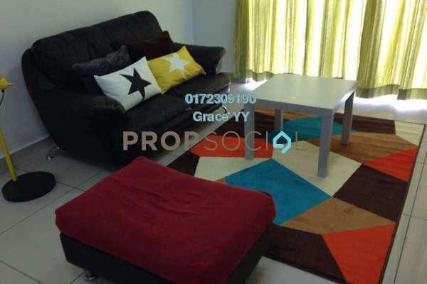 Condominium For Rent in Endah Promenade, Sri Petaling Freehold Fully Furnished 4R/3B 3k