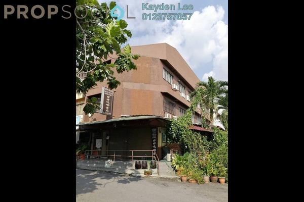 For Sale Shop at Taman Desa Aman, Cheras Freehold Semi Furnished 6R/6B 1.95m