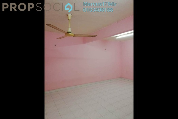 Apartment For Rent in Happy Garden Flat, Kuchai Lama Freehold Unfurnished 3R/1B 900translationmissing:en.pricing.unit