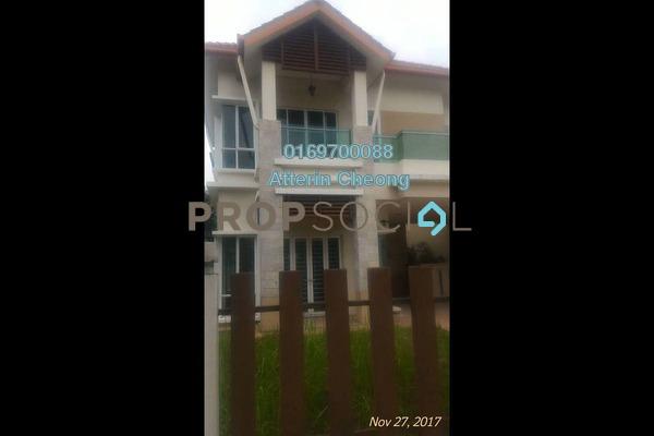 半独立式洋房 单位出售于 Villa Manja, Bandar Menjalara Freehold Semi Furnished 5R/5B 3.6百万