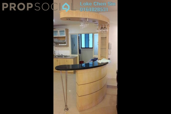 Condominium For Sale in Marina Bay, Tanjung Tokong Freehold Fully Furnished 3R/3B 1.2m